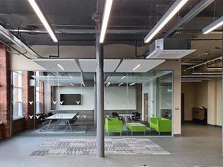 Navigating the Effects of Covid-19 on Workplace Office Design